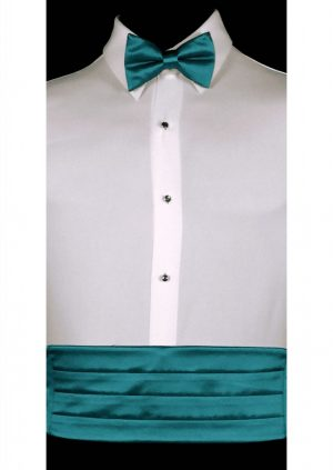 Oasis Cummerbund and bow tie