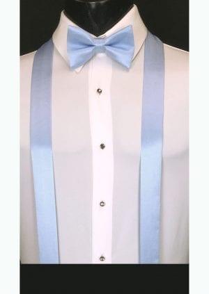 baby blue suspenders