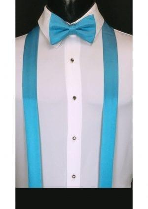 malibu blue suspenders