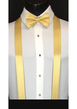 maize gold suspenders