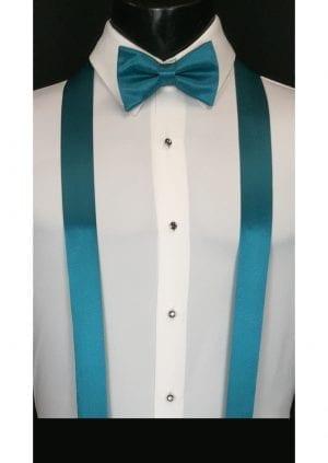 oasis blue suspenders