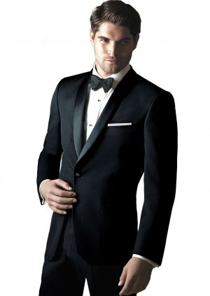 Black-Slim-Shawl-Collar-Wedding-Tuxedo