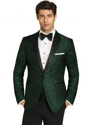 Green-Paisley-Tuxedo