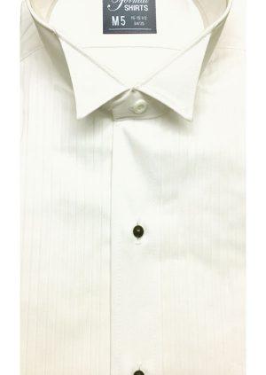 Ivory-Micro-Wing-Collar-Tuxedo-Shirt