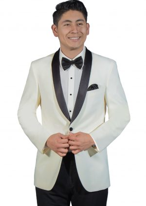 Ivory-With-Black-Lapel-Tuxedo