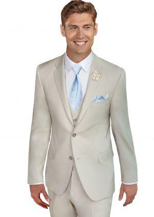 Tan-Khaki-Wedding-Suit