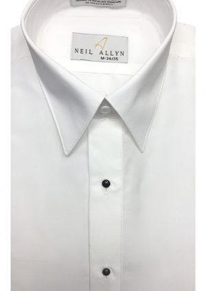 White-Fitted-Dress-Shirt